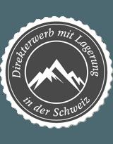Siegel - Direkterwerb mit Lagerung in der Schweiz